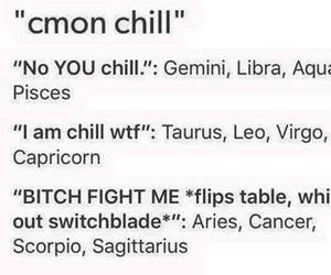 Libra, zodiac signs, and cancer image