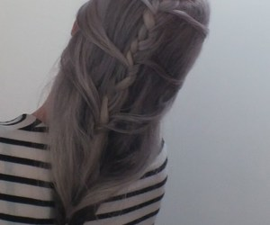 dutch, braid, and hairstyles image
