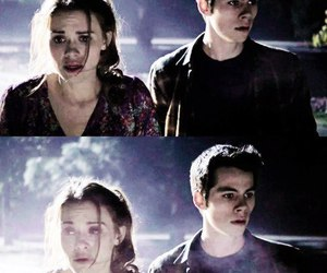 teenwolf, dylano'brien, and lydiamartin image