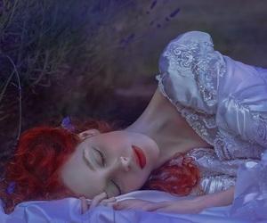 Dream, girl, and princess image