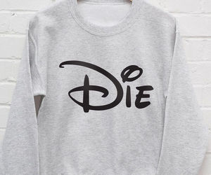 die, disney, and black image