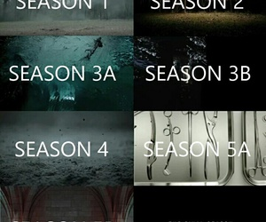 teen wolf and season image