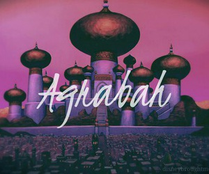 disney and agrabah image