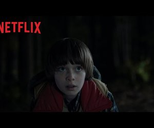 video, netflix, and stranger things image