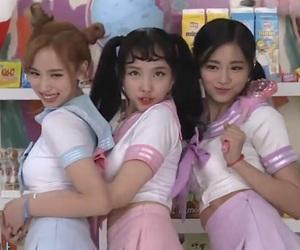 twice, tzuyu, and nayeon image