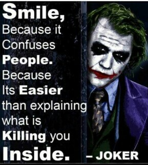Jocker Citation Uploaded By Anyway No One Cares