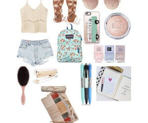 fashion, outfits, and back to school image