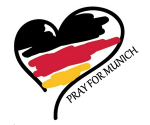 pray, germany, and munich image