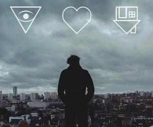 the neighbourhood, grunge, and band image