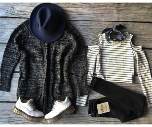 casual, invierno, and outfits image