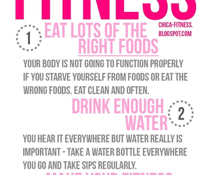 fitness, healthy, and motivation image
