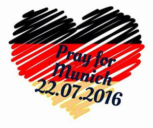 munich, germany, and pray image