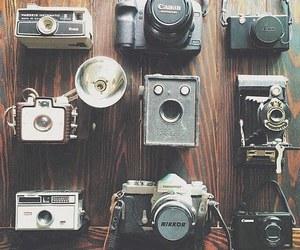 camera, indie, and retro image