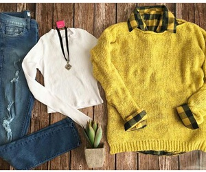 clothes, outfits, and winter image