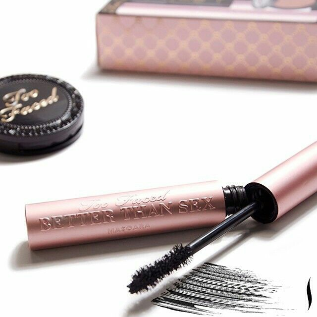 mascara, too faced, and better than sex image