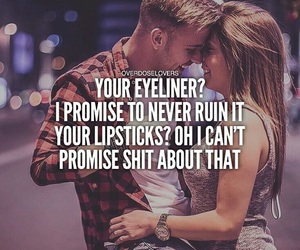 goals, cute, and love quotes image