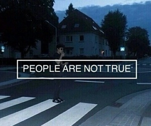 people, grunge, and quotes image