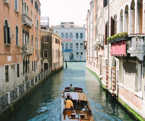 italy, venice, and travel image