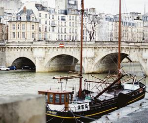 city, europe, and paris image