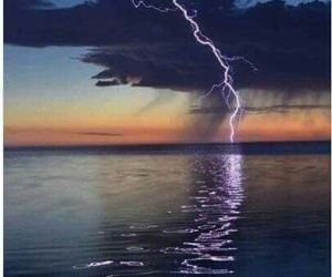 nature, sky, and storm image