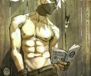 kakashi, naruto, and anime image