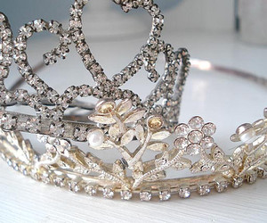 tiara, crown, and princess image