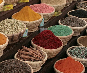 spices, colors, and beautiful image