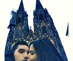 amour, koln, and love image