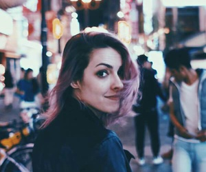 hair, tokyo, and japão image