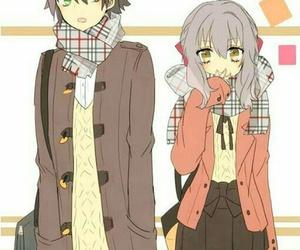 anime, so cutee, and yuichiro image