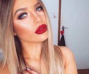 beautiful, makeup, and diy image