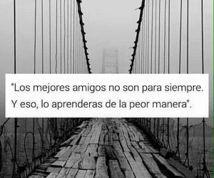 frases, amistad, and friends image