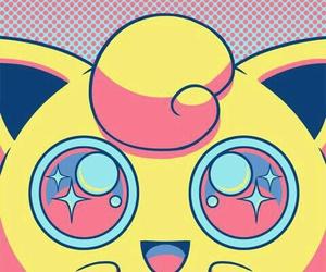 pokemon, jigglypuff, and anime image