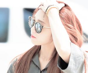aesthetic, hair, and korean girl image