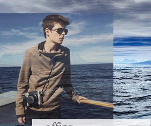 iphone wallpaper, lockscreen, and corey fogelmanis image