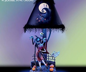 decoration, room, and the nightmare before christmas image