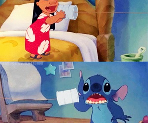 funny, cool, and lilo & stitch image