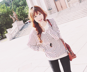ulzzang, cute, and fashion image