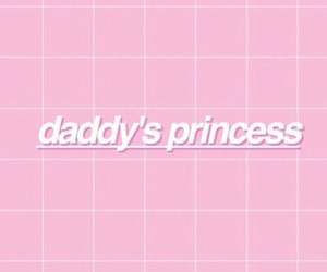 daddy, pink, and princess image