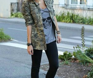 army, lookbook, and sneakers image