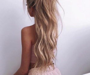 classy, rich, and long hairs image