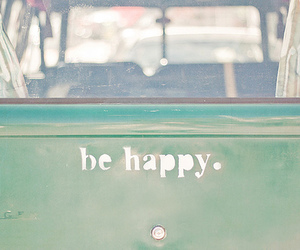 happy, be happy, and photography image