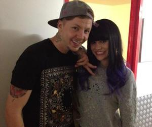 heartbeats, smile, and professor green image