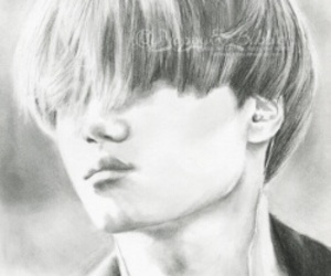 exo, kimjongin, and fanart image