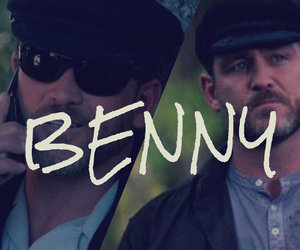 spn, benny, and supernatural image