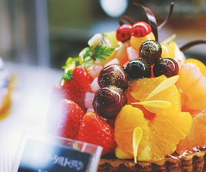 fruit and food image