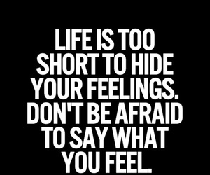life, quotes, and feelings image