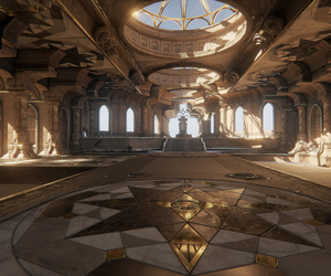throne room image