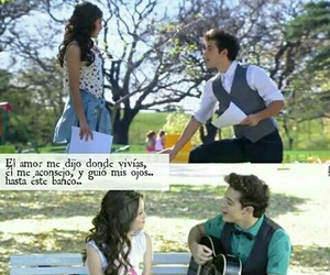 soy luna and lutteo image