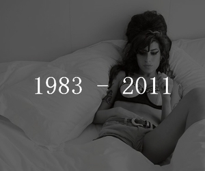 Amy Winehouse and rip image